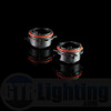 GTR Lighting BMW H7 HID Bulb Adapters (1995-2004 E39, 5-Series)