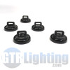 GTR Lighting Zip Tie Magnet Mount Kit for Custom Installs Pack of 5