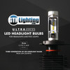 GTR Lighting Ultra Series LED Fog Light Bulbs - 800 / 880  (CX)