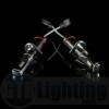GTR Lighting Fog / DRL Ultra Series H1 LED Bulbs