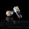 GTR Lighting T10 / 194 / 168 CANBUS LED Bulbs 6-Chips