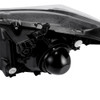 GTR Lighting 80mm Rubber Push-On Style Dust Cover Caps for LED Headlight Bulbs- FORD