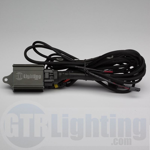 GTR Lighting Dual Beam HID Relay Harness - H13 Style