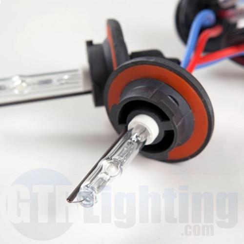 GTR Lighting 35w/55w Single Beam Replacement HID Bulbs, H13-1 (Pair)