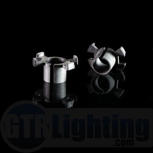 GTR Lighting Honda H1 HID Bulbs Adapters (2002 - 2006 CRV, Prelude, Odyssey, S2000)