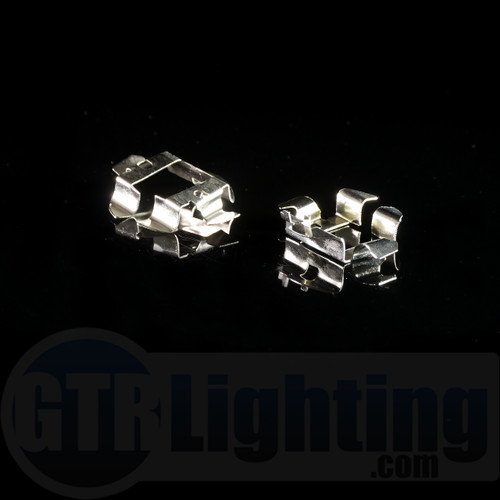 GTR Lighting Mercedes/Audi/BMW Metal H7 HID Bulbs Adapters