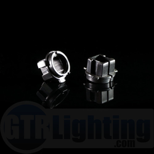 GTR Lighting Hyundai Veloster/Genesis H7 HID Bulbs Adapters
