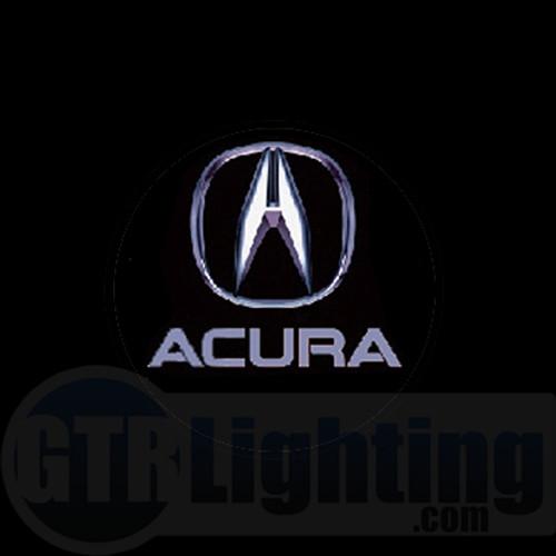 GTR Lighting LED Logo Projectors, Acura Logo, #45