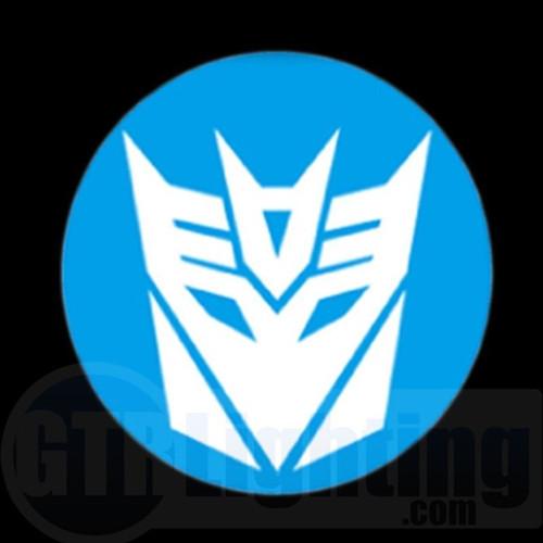 GTR Lighting LED Logo Projectors, Transformers Decepticon Logo, #5