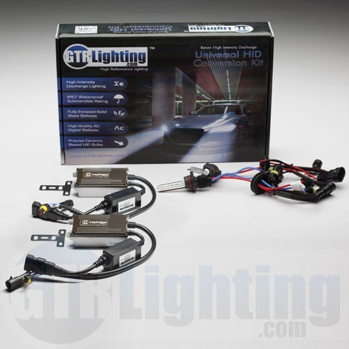 GTR Lighting 35w CANBUS Pro Single Beam HID Conversion Kit - 3rd Generation