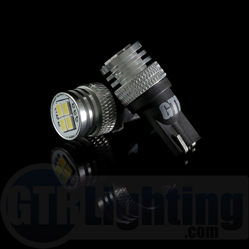 GTR Lighting Carbide Series T10 / 194 / 168 LED Bulbs