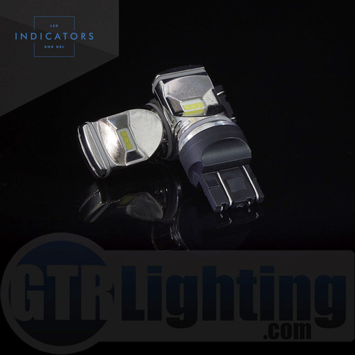 GTR Lighting Ultra Series 7440 / 7443 LED Bulbs