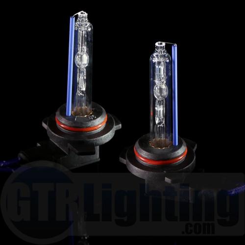 GTR Lighting 35w/55w Single Beam Replacement HID Bulbs, 9012 Angled Base (Pair)