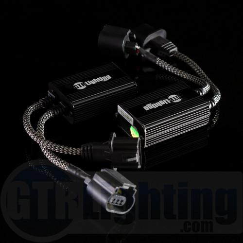 GTR Lighting PWM Interface Module (H13 Style Connectors)