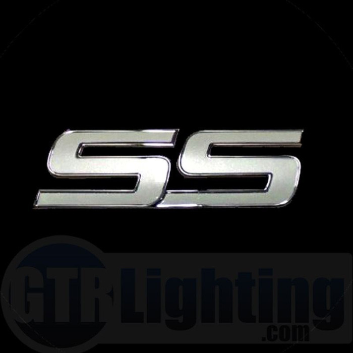 GTR Lighting LED Logo Projectors, Chevy SS Logo, #53
