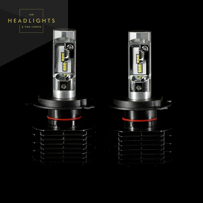 GTR Lighting Ultra Series LED Headlight Bulbs - H4 / 9003 - 3rd Generation