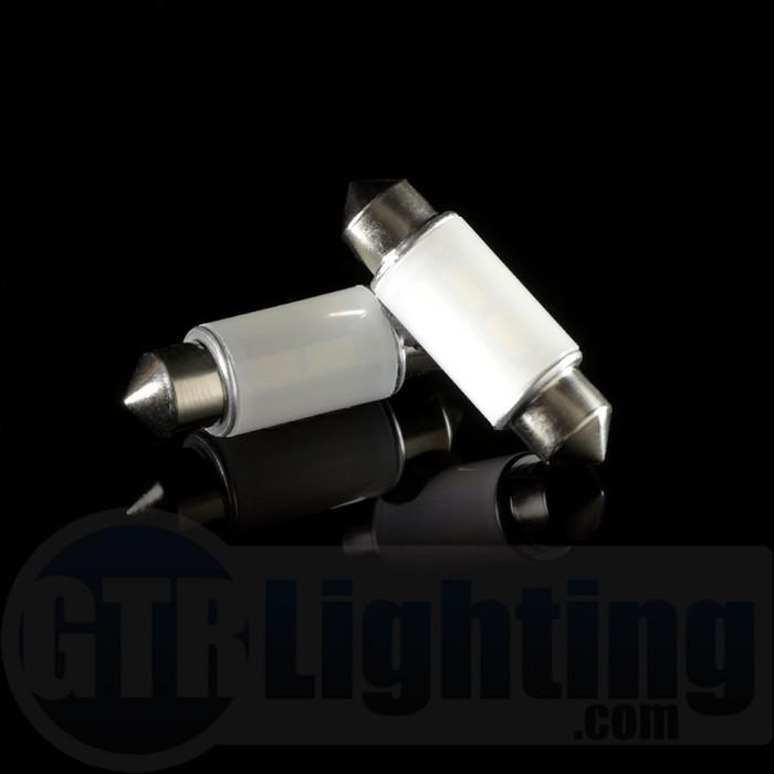 GTR Lighting 36mm 360 Degree Festoon LED Bulbs