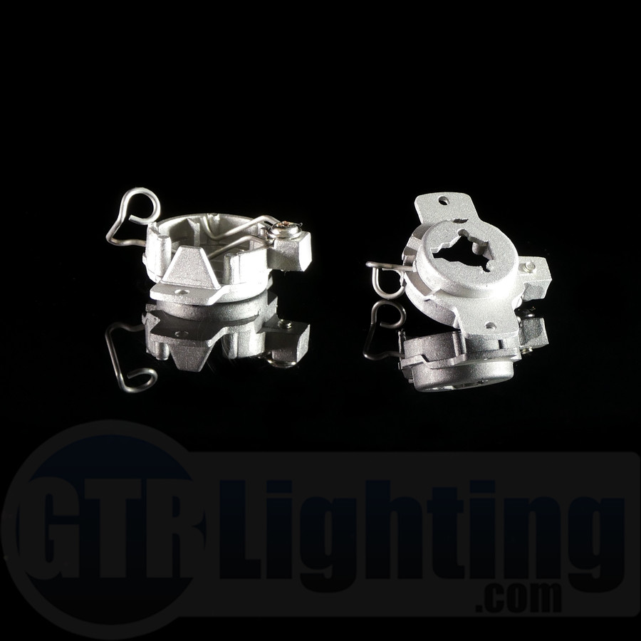 GTR Lighting Mercedes Benz H1 HID Bulbs Adapters (Old Style)