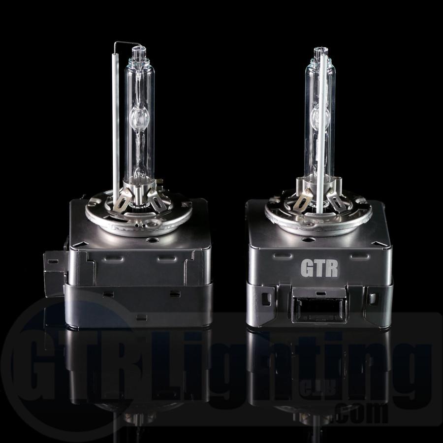 GTR Lighting D1S OEM Style Replacement HID Bulbs - Pair