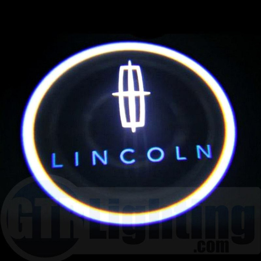 Gtr Lighting Led Logo Projectors Lincoln Logo 38