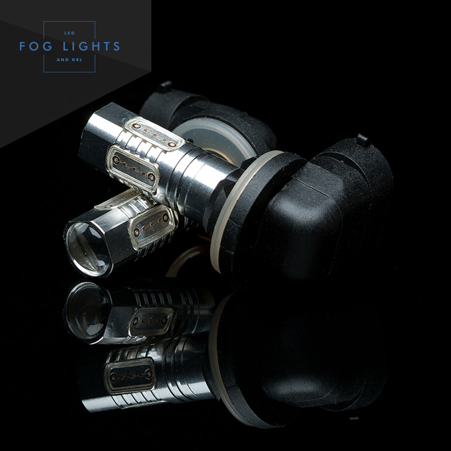 GTR Lighting Lightning Series 800 / 880 LED Bulbs - Angled Base
