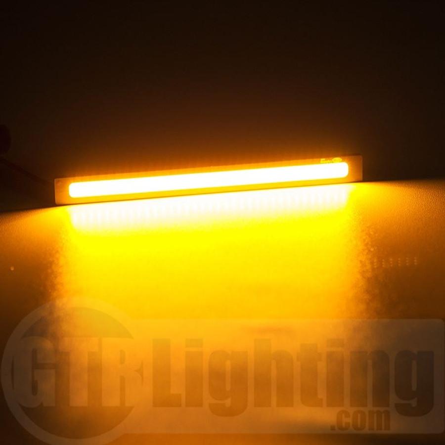 """GTR Lighting 7"""" Long Lightning Series LED Light Strip"""
