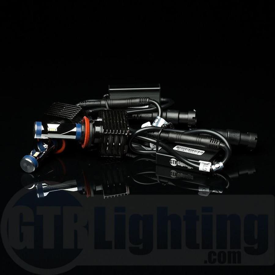 Gtr Lighting Ultra Series Led Headlight Bulbs H Hrd Generation