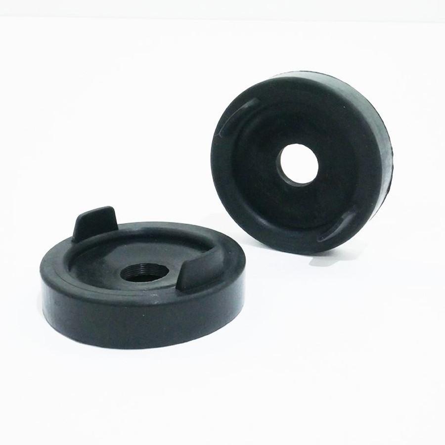 GTR Lighting 88mm Rubber Push-On Style Dust Cover Caps for LED Headlight Bulbs- TOYOTA