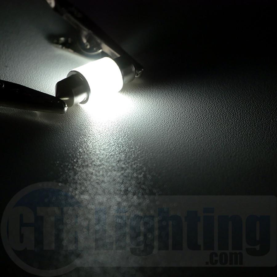 GTR Lighting 31mm 360 Degree Festoon LED Bulbs