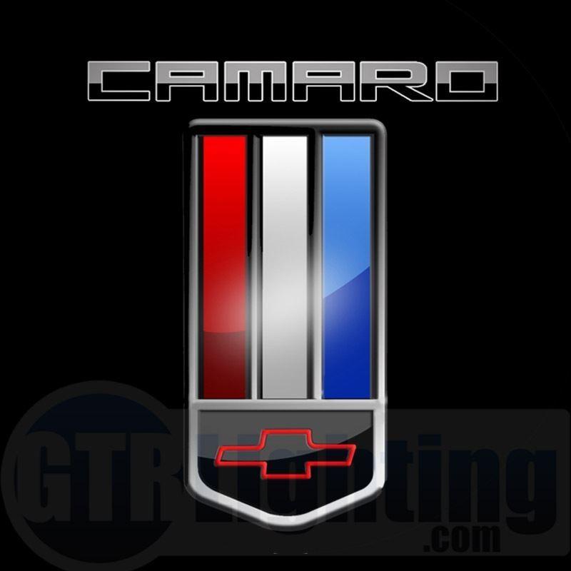 Gtr Lighting Led Logo Projectors Chevy Camaro Logo 52