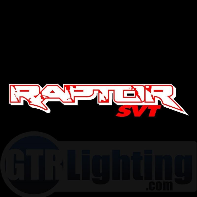 Gtr Lighting Led Logo Projectors Ford Raptor Logo 47