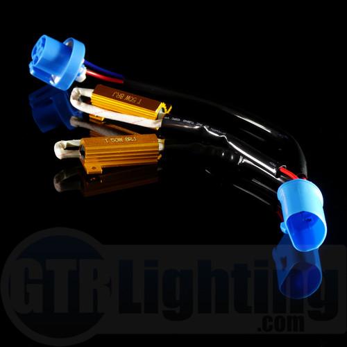 Gtr Lighting 9004  9007 Style 50w Resistor T