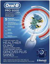 Oral-B Pro 5000 Rechargeable Electric Toothbrush