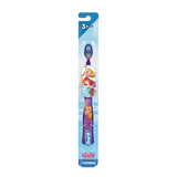 Kid's Manual Toothbrush featuring Disney's Princess Characters, Soft Bristles for kids 3+