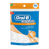 Oral-B Complete Mint Floss Picks