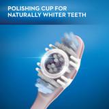 3D White Glamorous Manual Toothbrush