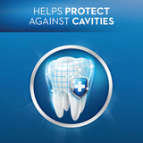 Helps protect against cavities
