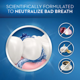Scientifically formulated to neutralize bad breath