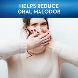Helps reduce oral malodor