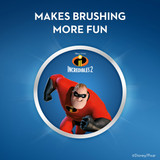 Kid's Manual Toothbrush featuring Disney & Pixar's The Incredibles 2, 2-count