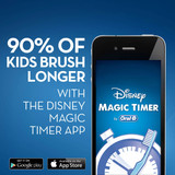 Kid's Toothbrush featuring Disney's Mickey and Minnie Mouse, Soft Bristles