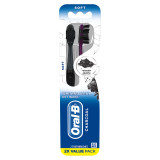 Oral-B Charcoal-Infused Manual Toothbrush