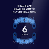 Oral-B iO Series 8 Electric Toothbrush and Brush Head Bundle, Black Onyx