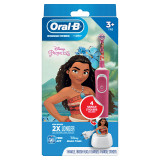 Kids Electric Toothbrush featuring Disney Princesses, for Kids 3+