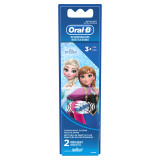 Kids Extra Soft Replacement Brush Heads featuring Disney's Frozen, 2count