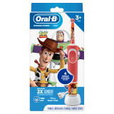 Kids Electric Toothbrush featuring Disney Pixar Toy Story, for Kids 3+