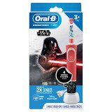 Kids Electric Toothbrush featuring STAR WARS, for Kids 3+