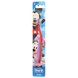 Kid's Toothbrush featuring Disney's Mickey & Minnie Mouse, Soft Bristles