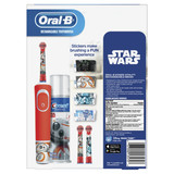 Oral-B Kids Star Wars Rechargeable Electric Toothbrush Bundle Pack