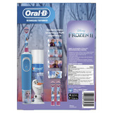 Oral-B Kids Disney's Frozen 2 Rechargeable Electric Toothbrush Bundle Pack